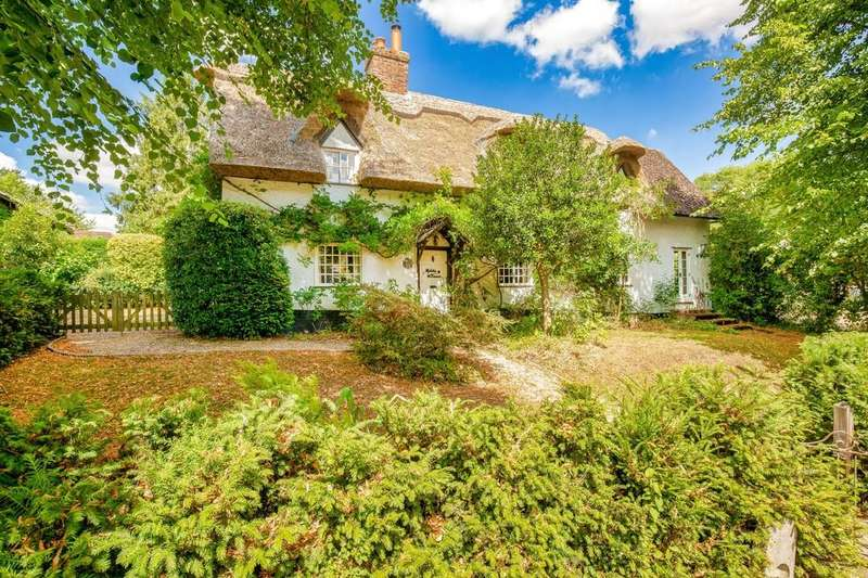 4 Bedrooms Detached House for sale in Riddy Lane, Bourn, Cambridgeshire, CB23