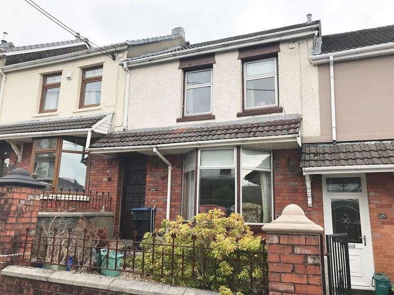 3 Bedrooms Terraced House for sale in Fields Road, Tredegar