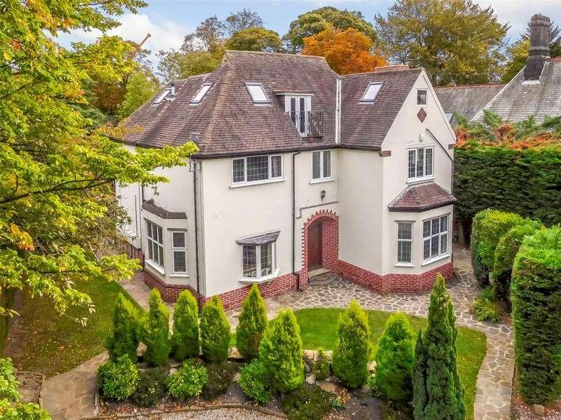 Detached House for sale in Otley Road, West Park, Leeds, West Yorkshire, LS16