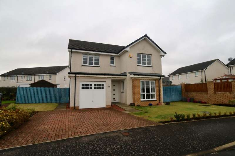 4 Bedrooms Detached House for sale in 59 Campsie View Kirkintilloch Glasgow G66 1BF