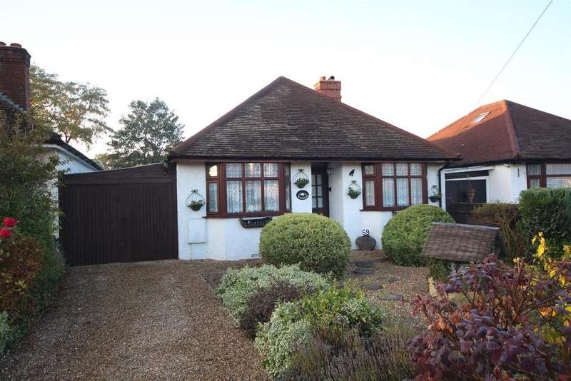 2 Bedrooms Detached Bungalow for sale in Woodwaye, Woodley, Reading