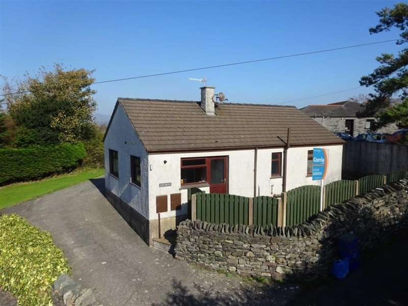2 Bedrooms Detached Bungalow for sale in Askew Gate Brow, Kirkby In Furness, Cumbria