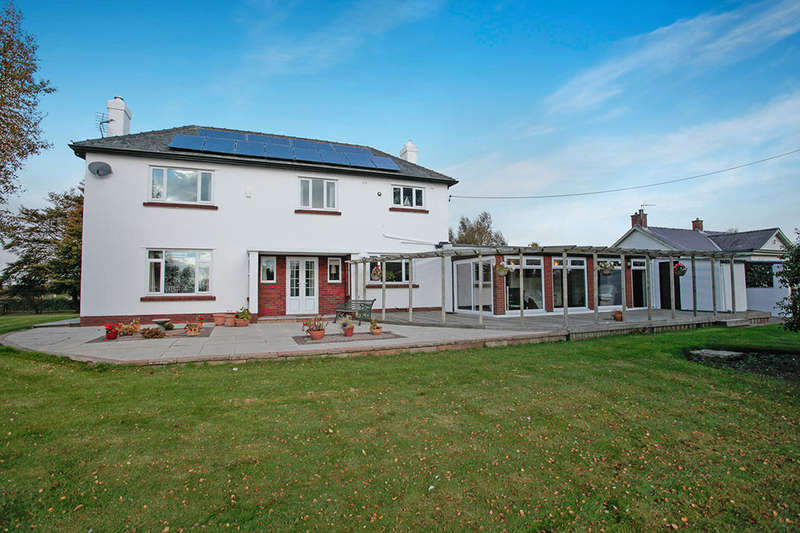 4 Bedrooms Detached House for sale in Skinburness Road, Skinburness, Wigton, CA7