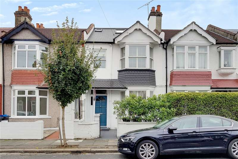 3 Bedrooms House for sale in Ascot Road, London, SW17