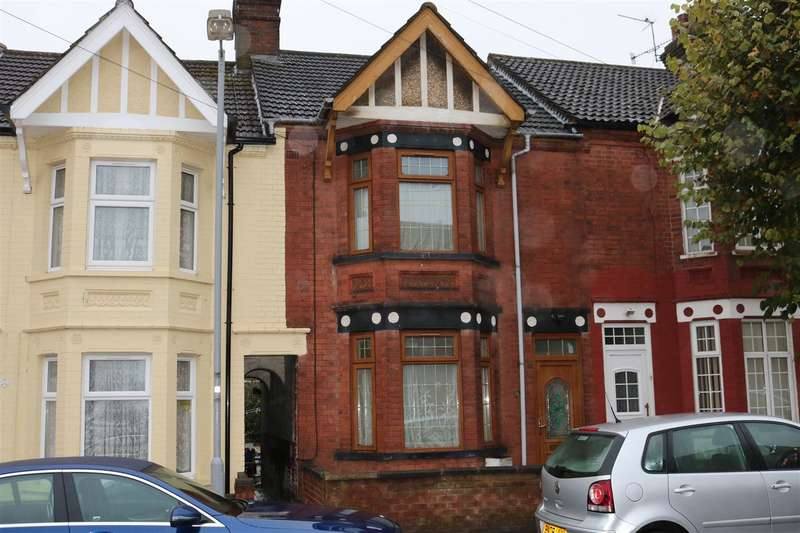 3 Bedrooms Terraced House for sale in Portland Road, Luton