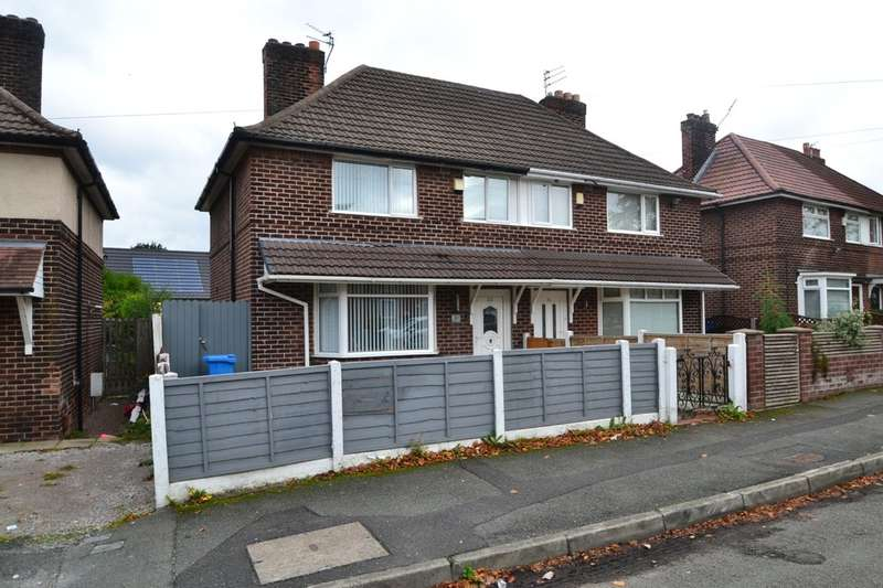 3 Bedrooms Semi Detached House for sale in Rotherby Road, Wythenshawe