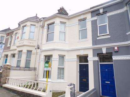 6 Bedrooms Terraced House for sale in North Road East, Plymouth, Devon
