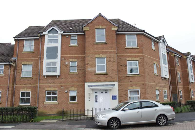 2 Bedrooms Flat for sale in Strathern Road, Glenfield
