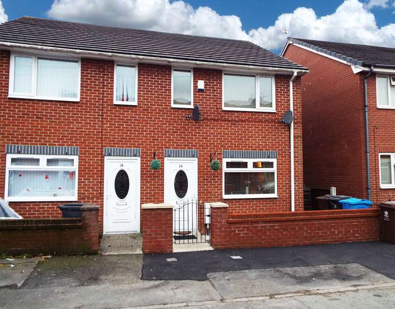 2 Bedrooms Semi Detached House for sale in Esther Street, Oldham