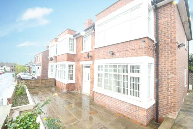 5 Bedrooms Semi Detached House for sale in Cyprus Street, Wakefield, West Yorkshire, WF1 2RW