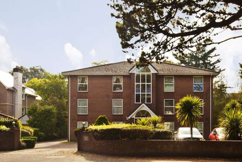 2 Bedrooms Apartment Flat for sale in 72 Lansdowne Road, Bournemouth BH1
