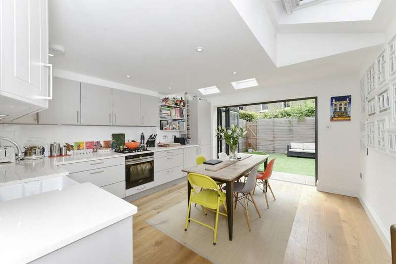 3 Bedrooms Terraced House for sale in Devonshire Road, London