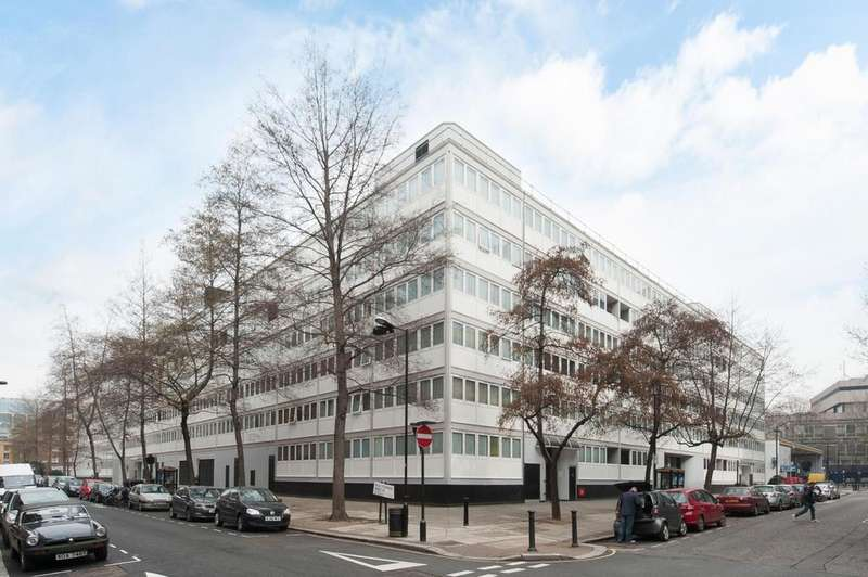 1 Bedroom Flat for sale in Holcroft Court, Great Titchfield Street, London