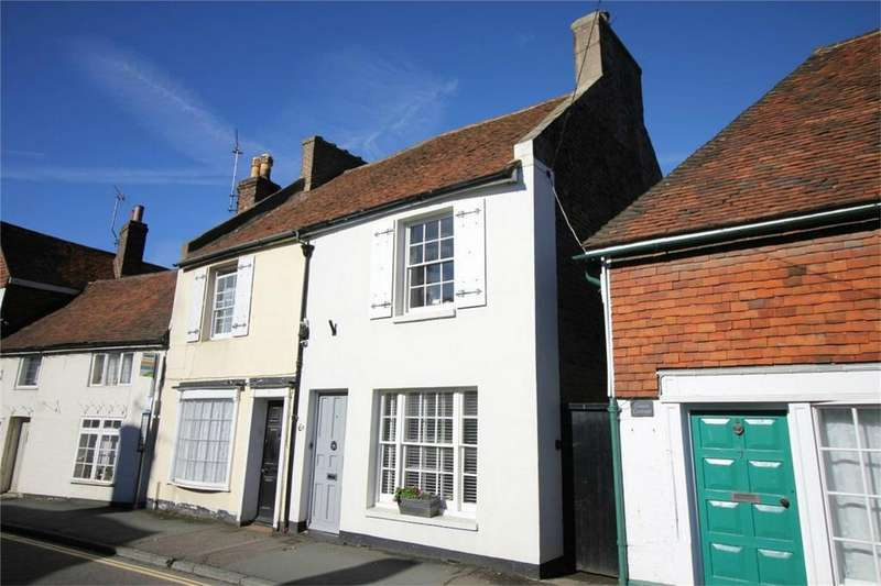 2 Bedrooms Cottage House for sale in 6a Mount Street, BATTLE, East Sussex