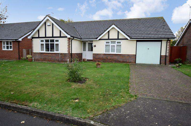 3 Bedrooms Detached Bungalow for sale in 2 Sunningdale Close, Woodhall Spa