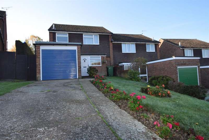 3 Bedrooms Semi Detached House for sale in Reedswood Road, St. Leonards-On-Sea