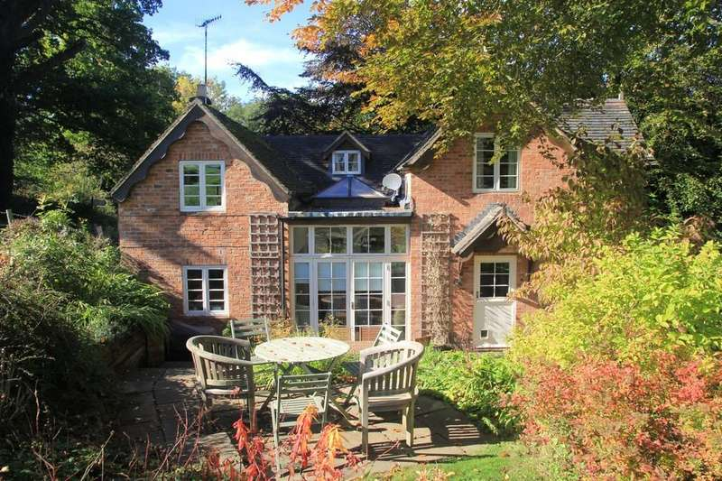4 Bedrooms Detached House for sale in Cacklehill Lane, Snelston