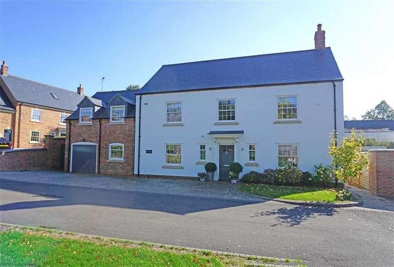 5 Bedrooms Detached House for sale in Shangton Road, Tur Langton