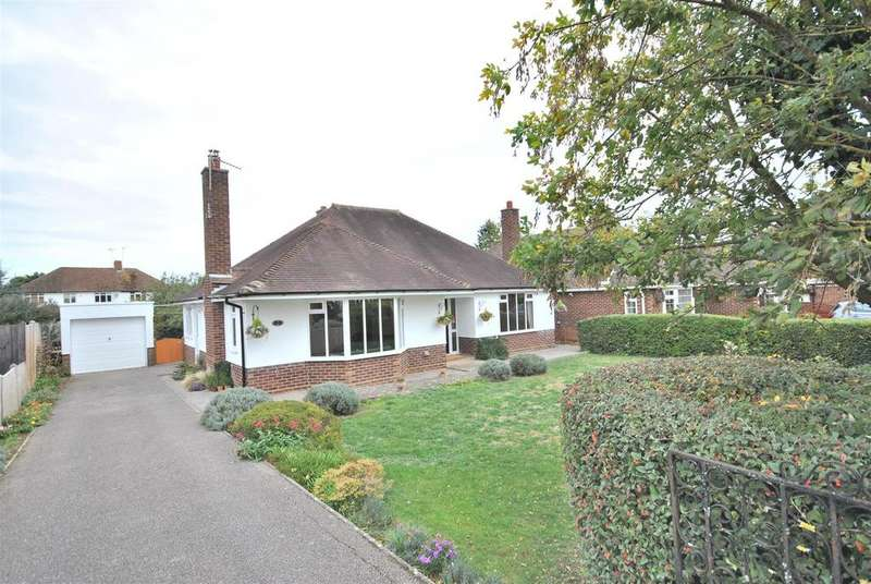 2 Bedrooms Detached Bungalow for sale in Minden Drive, Bury St. Edmunds