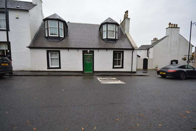 1 Bedroom Flat for sale in Main Road, Fenwick, Kilmarnock, KA3