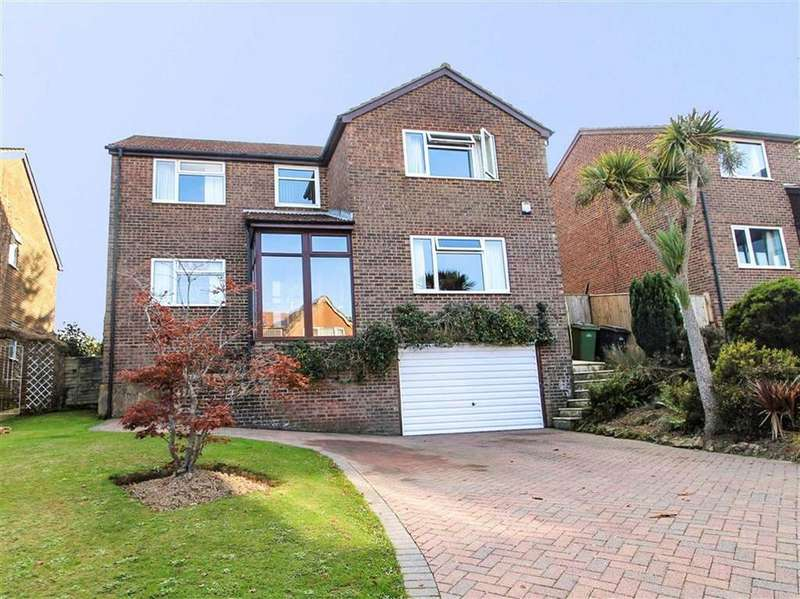 5 Bedrooms Detached House for sale in Beaulieu Gardens, St Leonards-on-sea, East Sussex