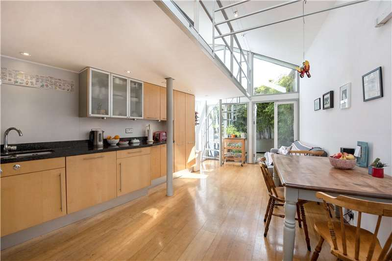 2 Bedrooms House for sale in Kennington Lane, Kennington, London, SE11