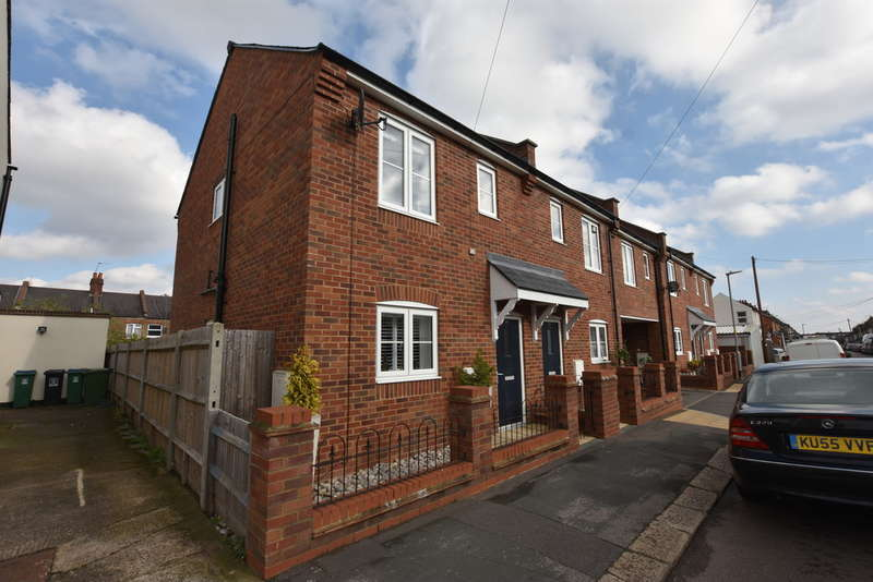 2 Bedrooms End Of Terrace House for sale in Cecil Street, Watford