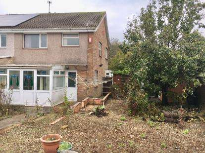 3 Bedrooms End Of Terrace House for sale in Swainswick, Bristol