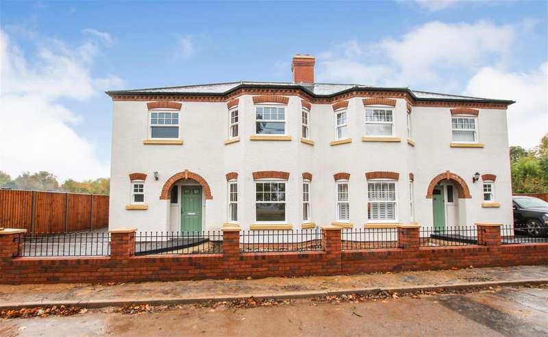 3 Bedrooms Semi Detached House for sale in Tilsworth Road, Stanbridge