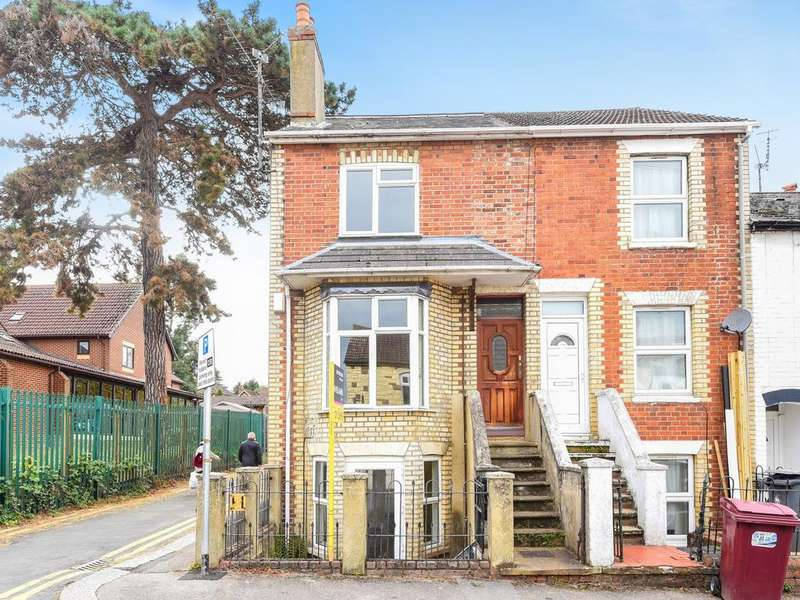 4 Bedrooms End Of Terrace House for sale in Donnington Gardens, Reading, RG1