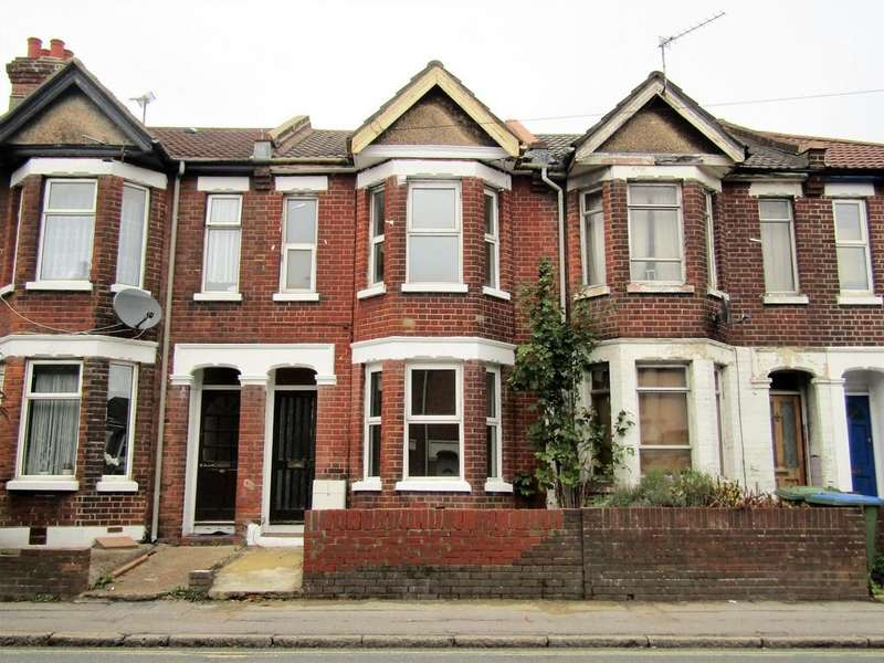 3 Bedrooms Terraced House for sale in Romsey Road, Southampton