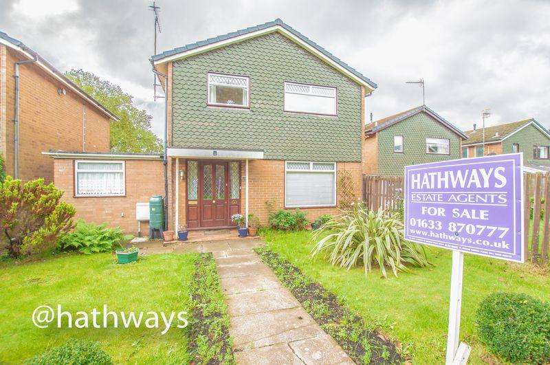 4 Bedrooms Detached House for sale in Llwyn Onn, Cwmbran