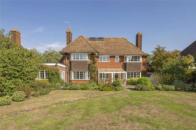 6 Bedrooms Detached House for sale in Barrow Road, Cambridge, CB2