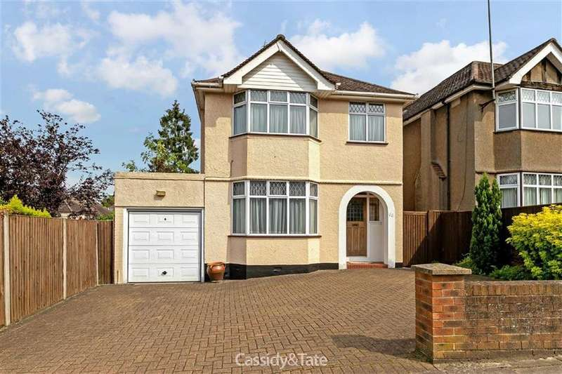 3 Bedrooms Detached House for sale in Seymour Road, St Albans, Hertfordshire