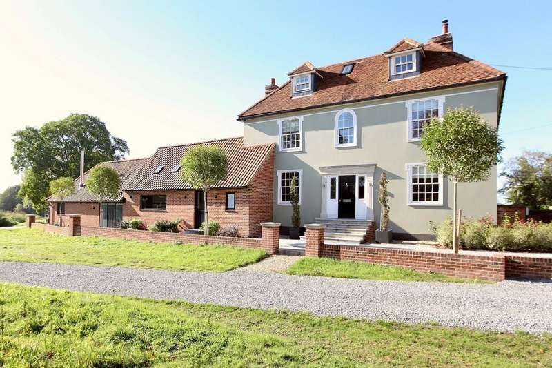 5 Bedrooms Detached House for sale in Tey Road, Coggeshall, CO6 1SZ