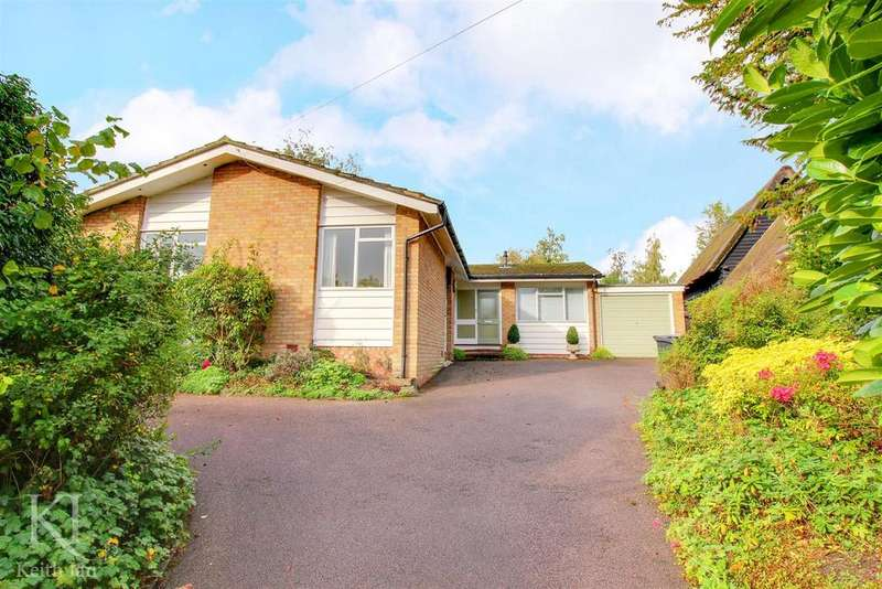 3 Bedrooms Detached Bungalow for sale in Green End, Braughing - Spacious Detached Bungalow offering Huge Potential