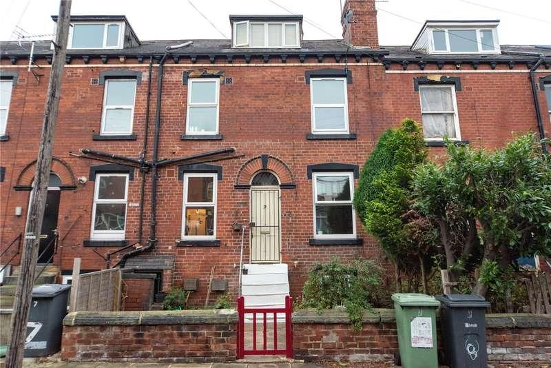 2 Bedrooms Terraced House for sale in Beechwood Mount, Leeds, West Yorkshire, LS4