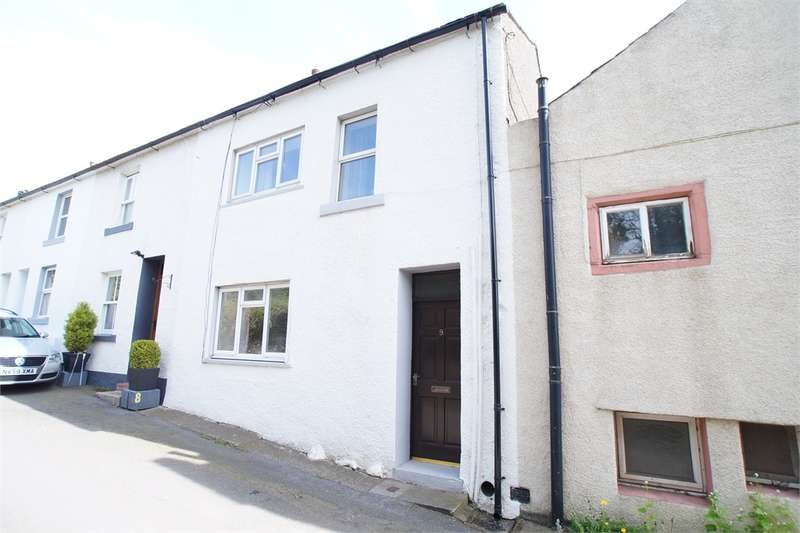2 Bedrooms Cottage House for sale in CA7 3QE Railway Terrace, Baggrow, Aspatria, Cumbria