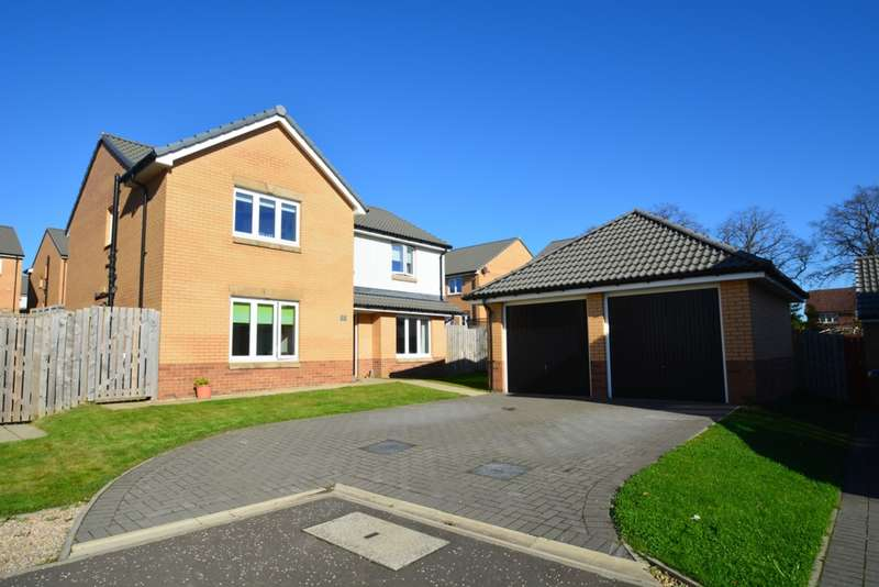 4 Bedrooms Detached House for sale in Millbank Circle, Bishopton, PA7