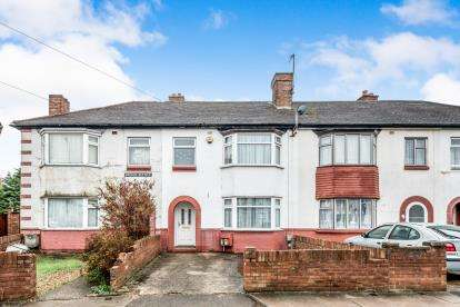 3 Bedrooms Terraced House for sale in Broad Avenue, Bedford, Bedfordshire