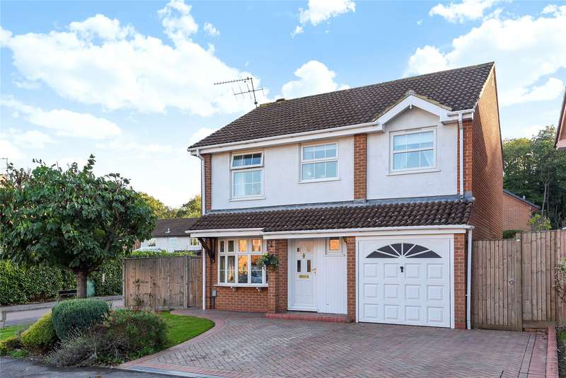 4 Bedrooms Detached House for sale in Riding Way, Wokingham, Berkshire, RG41