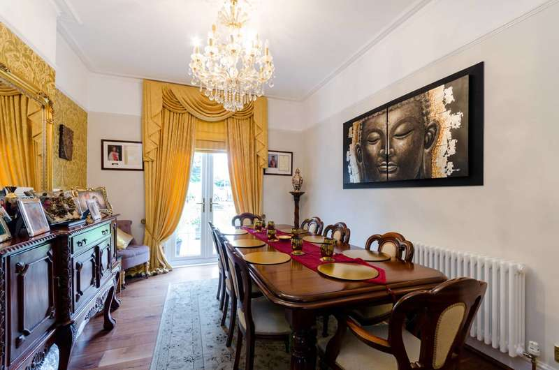 4 Bedrooms Detached House for sale in Charlotte Road, Wallington, SM6