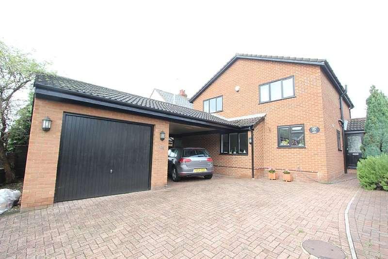 4 Bedrooms Detached House for sale in Buckingham Road, Bletchley, Milton Keynes, Buckinghamshire, MK3 5JA
