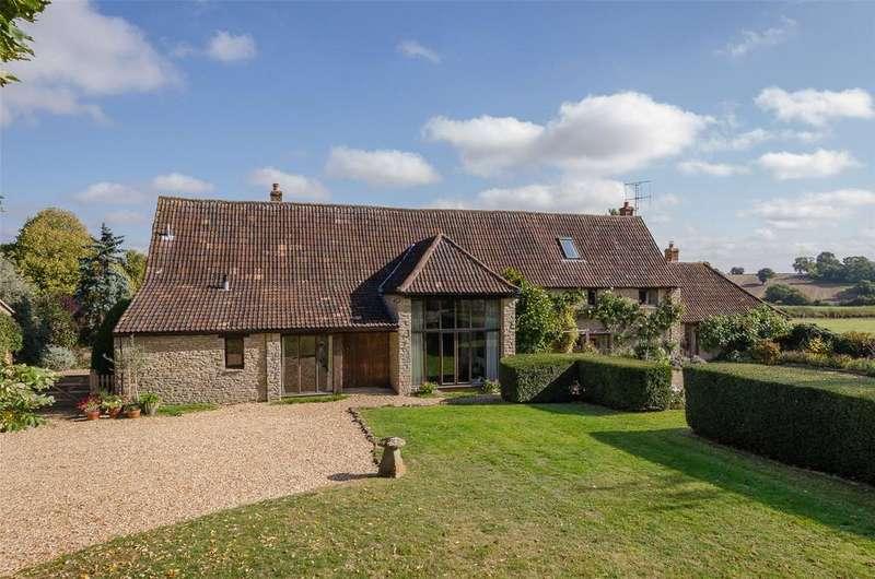 4 Bedrooms Detached House for sale in Kington Langley, Chippenham, Wiltshire