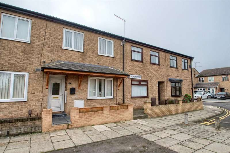 3 Bedrooms Terraced House for sale in Sydney Street, Stockton-on-Tees