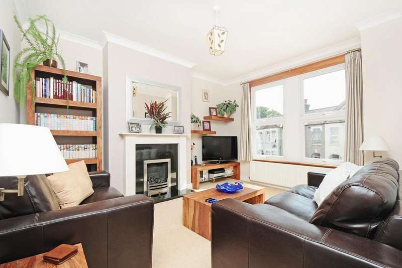 2 Bedrooms Maisonette Flat for sale in Pevensey Road, Tooting