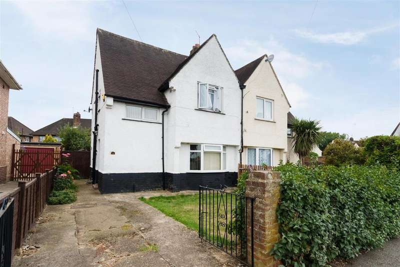 3 Bedrooms Semi Detached House for sale in Francis Way, Cippenham