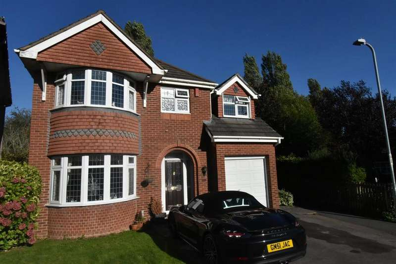 5 Bedrooms House for sale in Larkfield Park, Chepstow