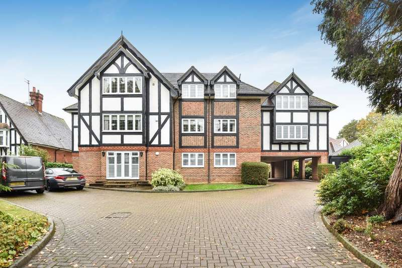 2 Bedrooms Flat for sale in Amersham, Buckinghamshire, HP6
