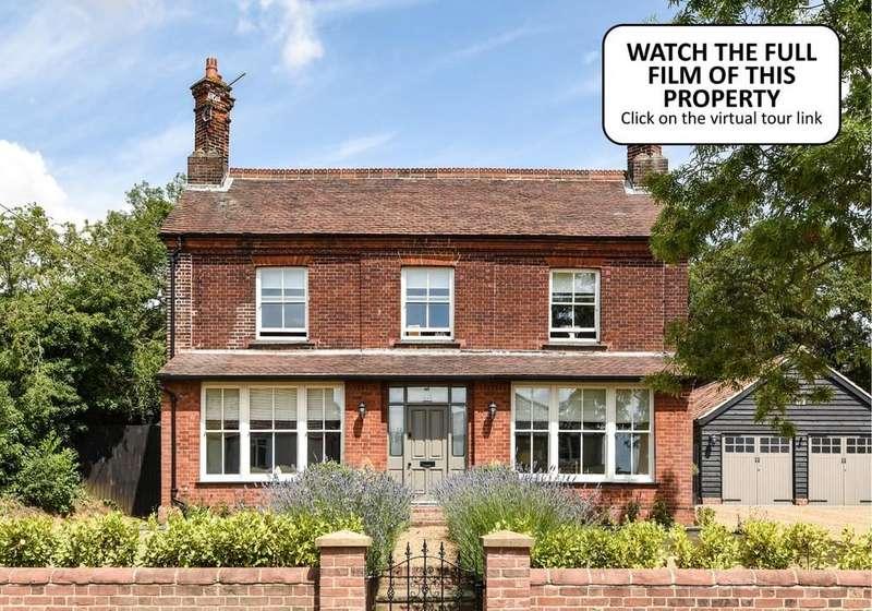 4 Bedrooms Detached House for sale in Fakenham